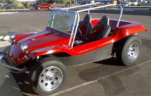 Custom Fiberglass Buggy